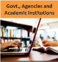 Government, Agencies and Academic Institutions